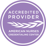Accredited Provider from American Nurses Credentialing Center