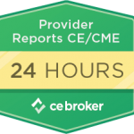 CE Broker Nursing CEUS Badge