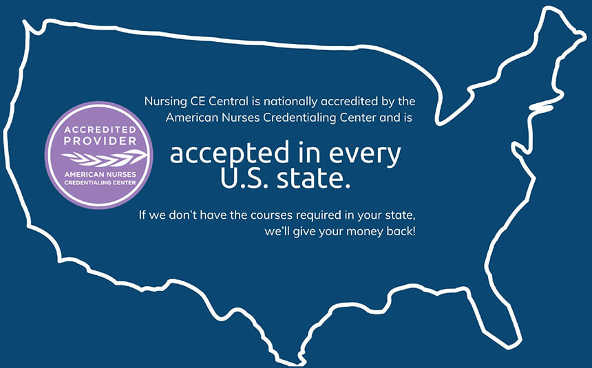 Nationally Accredited - Accepted in Every State